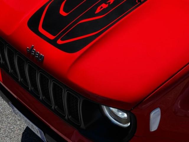Jeep Renegade Hybrid plug-in, lancio ufficiale al Parco Valentino