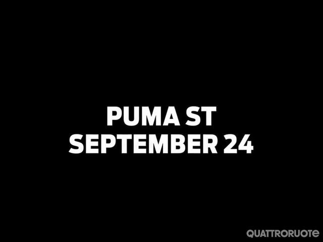 Ford Puma - Spunta un altro teaser della variante ST - VIDEO