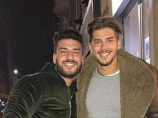 Uomini e Donne: Lorenzo Riccardi a cena con Paolo Crivellin