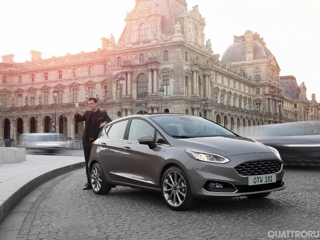 Ford - Al volante della nuova Ford Fiesta