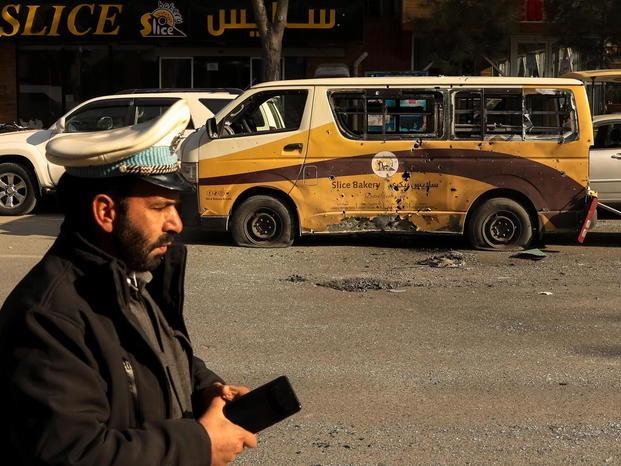 Afghanistan: forti esplosioni a Kabul