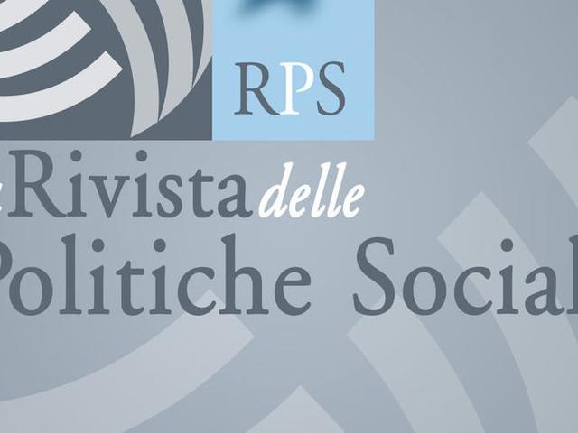 Rps, un welfare per le «generazioni»
