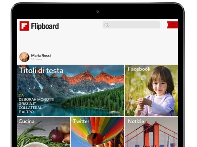 Flipboard: la tua rivista sociale di notizie si aggiorna alla vers 4.2.116