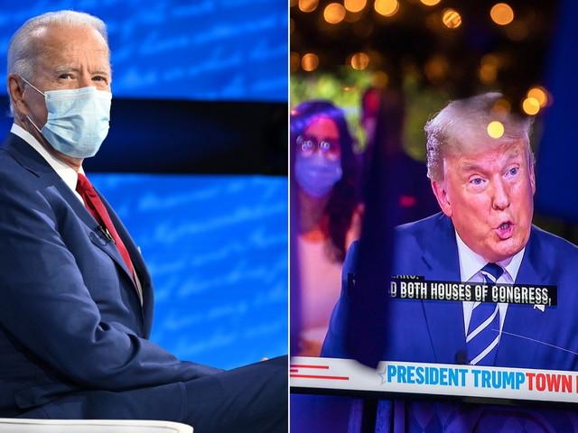 Usa 2020, Biden vince il duello a distanza con Trump