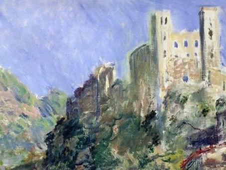 Claude Monet torna in Riviera con tre opere esposte a Bordighera e Dolceacqua dove furono dipinte