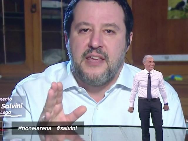 «Berlusconi al Quirinale, assolutamente sì». Ma su FB attaccava il Pd perché era «al governo con un condannato»