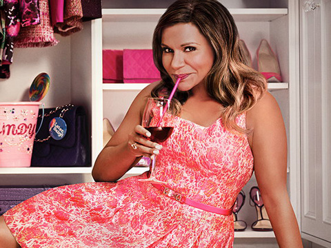 The Mindy Project: un addio in gif