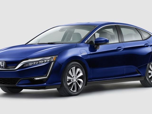 Honda Clarity: debuttano le varianti plug-in ed elettrica