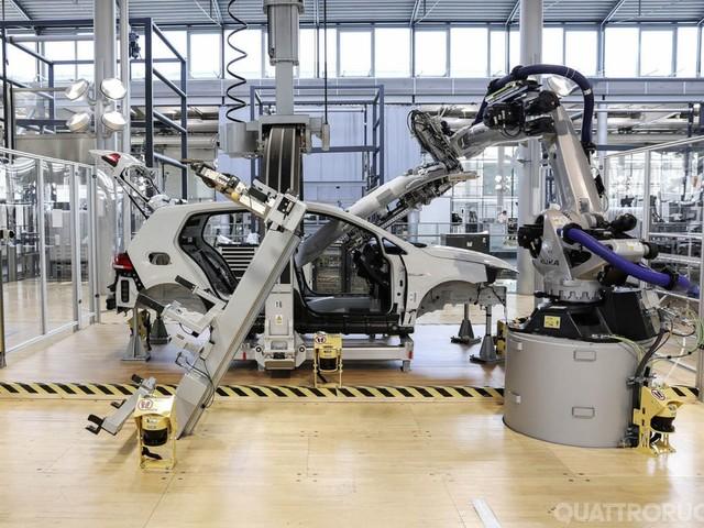 Volkswagen - La fabbrica 4.0 si sviluppa a Dresda