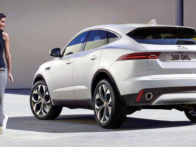 Quanto costa la Jaguar E-Pace