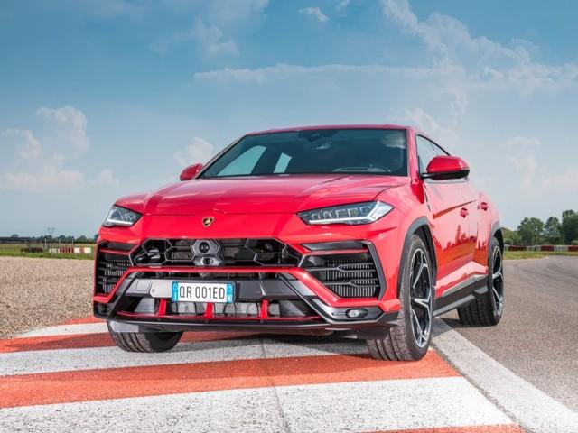 Lamborghini - La Urus regala un nuovo record di vendita