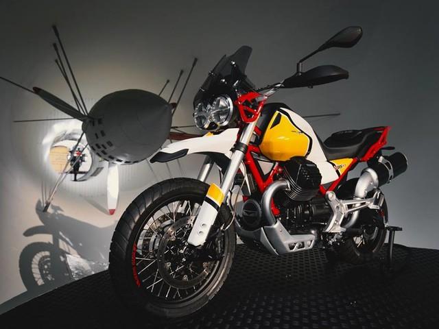 Moto Guzzi V85 TT, in arrivo ad inizio 2019