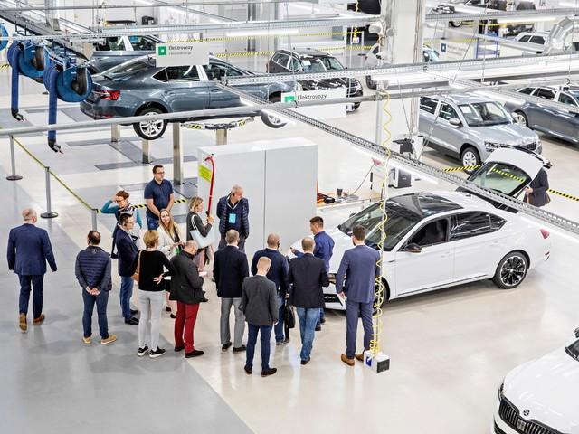 Skoda - Nella fabbrica della rivoluzione elettrica