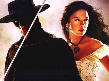 "Stasera in tv: ""The Legend of Zorro"" su Rete 4"