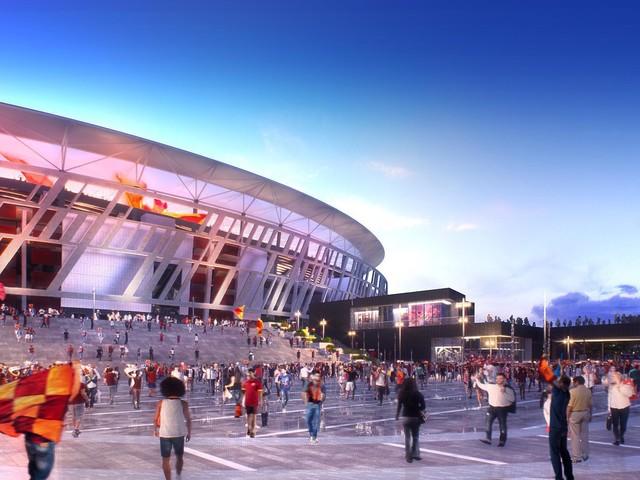 Stadio della Roma, si indaga su 400 mila euro di contributi: 250 mila alla Lega, 150 mila al Pd