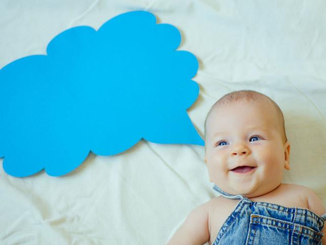 Tre strategie per aiutare il tuo bambino a dire le sue prime parole