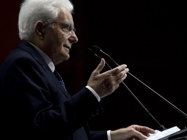 """Mattarella, il discorso ecologista ai sindaci: """"Su Venezia i ritardi non sono più accettabili"""""""