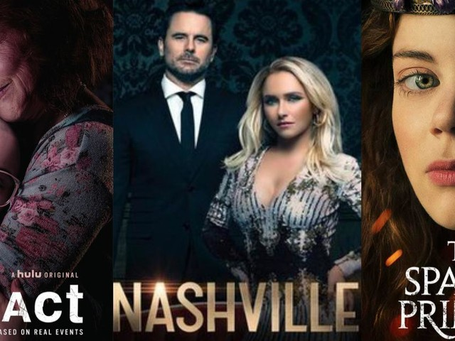 StarzPlay di Apple Tv: tra le serie in esclusiva The Act, Nashville 6 e Spanish Princess