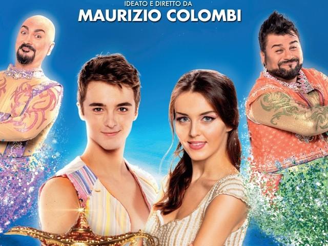 Aladin, il musical geniale al Teatro Brancaccio, dal 2 ottobre 2019