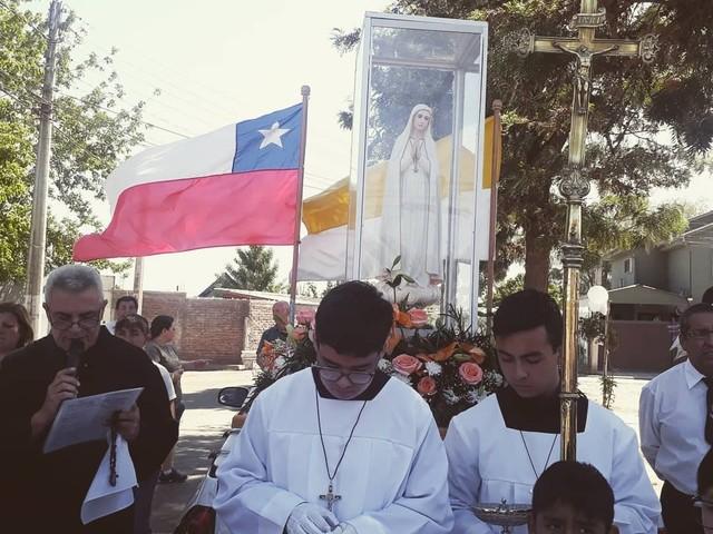 Cile, i vescovi consacrano la nazione al Cuore Immacolato di Maria