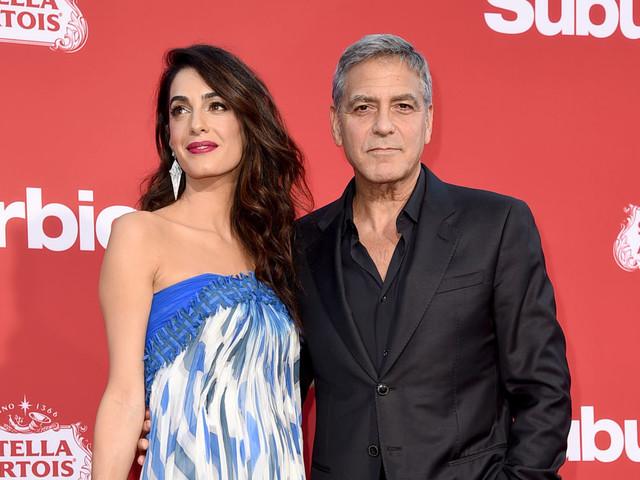 George Clooney ha regalato un milione di dollari a 14 amici