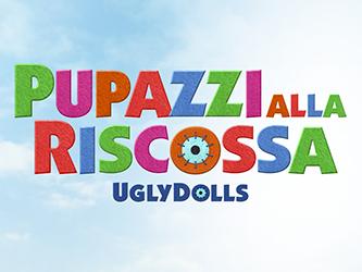 Pupazzi alla Riscossa – Ugly Dolls: online la scena Addestramento