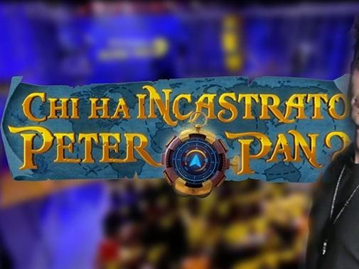 Chi ha incastrato Peter Pan? Anticipazioni 19 ottobre: Riki e Lodovica Comello tra gli ospiti