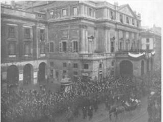 """""""Milano 1919: il tempo dello sbandamento e la nascita del Fascismo"""""""