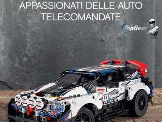 LEGO Technic Auto da Rally Top Gear 42109 - RECENSIONI