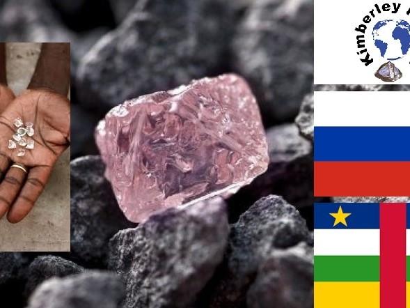 Le mani della Russia sui diamanti della Repubblica Centrafricana