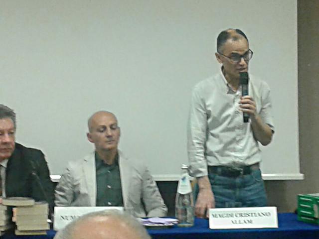 Magdi Allam a Trento:«Italia inerme di fronte all'invasione dell'Islam»