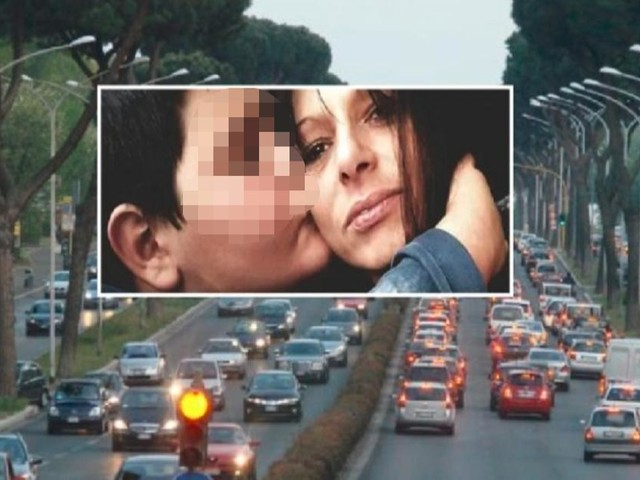 Roma, bimbo muore nel traffico sotto gli occhi della madre: 'Sono sconvolta'