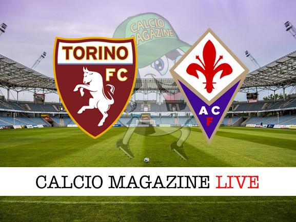 Torino – Fiorentina: cronaca diretta live, risultato in tempo reale