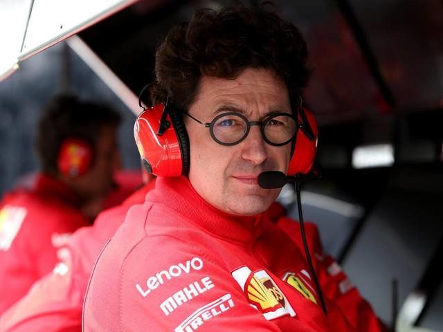 """Binotto sentenzia: """"La Ferrari non ha bisogno di cambiamenti"""""""
