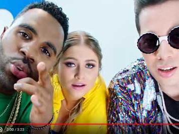 Sofia Reyes feat. Jason Derulo & De La Ghetto – 1, 2, 3: video, testo e traduzione