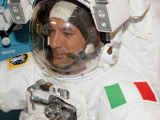 Spazio, partita navetta Soyuz: a bordo Luca Parmitano