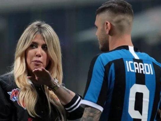 """Calciomercato Inter, trovato l'accordo con il Monaco per Icardi ma Wanda Nara blocca tutto: """"Non andrà al Monaco"""""""