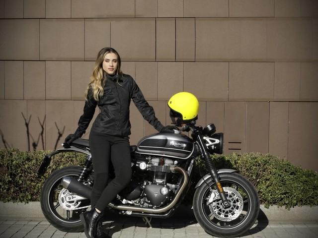 Tucano Urbano: i leggings Motogirl in Italia [FOTO]