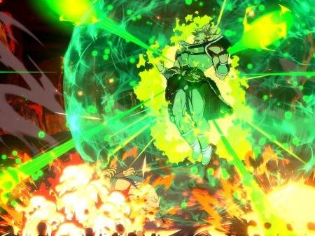 Dragon Ball FighterZ: data di uscita per il DLC di DBS Broly
