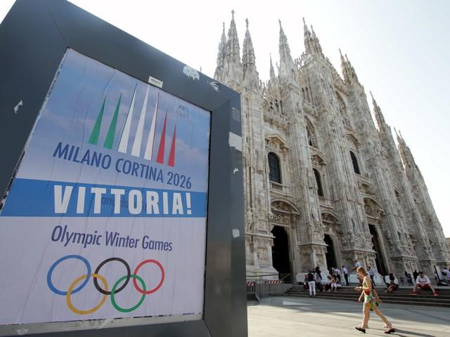 Occhio, si rischia anche Milano-Cortina