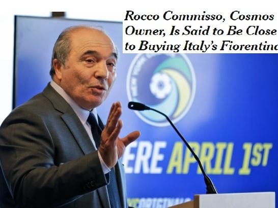 NY Times: Fiorentina ceduta a Commisso per 135 milioni, lunedì l'annuncio