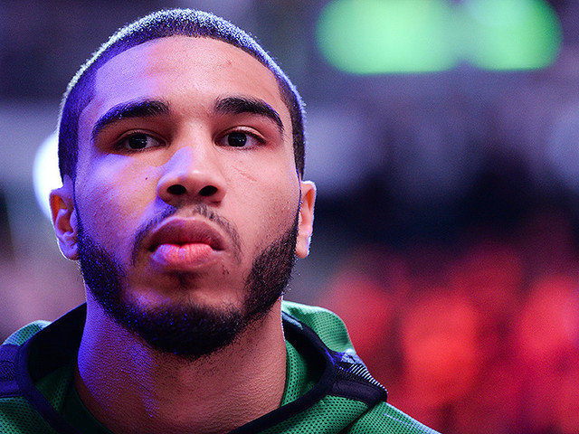 Jayson Tatum Shakes Off Historically Bad Shooting Night With Late-Night Trip To Gym