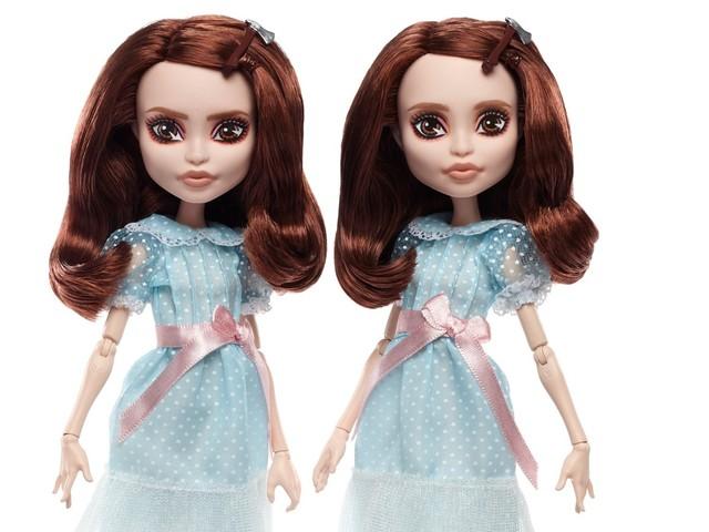 Halloween 2020, IT e Shining: Pennywise e le Gemelle Grady diventano bambole Mattel