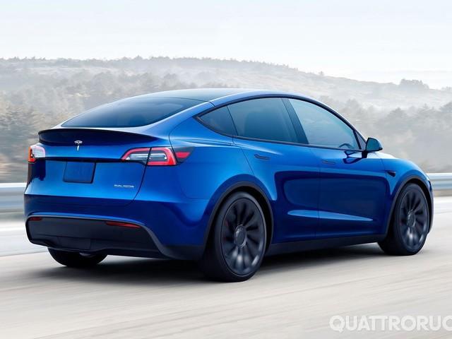 Tesla - Le nuove batterie debutteranno sulle Model Y europee