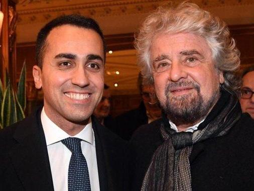 """Grillo in campo vede Di Maio, ok alla riorganizzazione: """"Torneremo più forti di prima"""""""