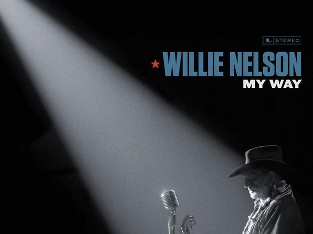 """WIllie Nelson: si intitola """"My way"""" il suo album di tributo a Frank Sinatra"""