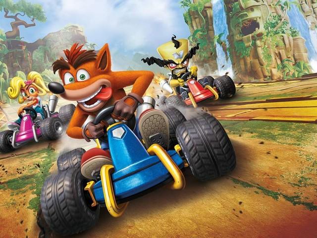 Crash Team Racing Nitro Fueled: grafica e tempi di caricamento a confronto su PS4 e Switch