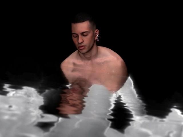 Eternantena è il nuovo brano di Mahmood dopo Rapide: audio e testo