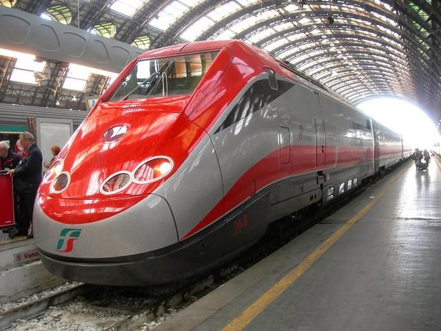 Trenitalia porta l'alta velocità anche in Spagna