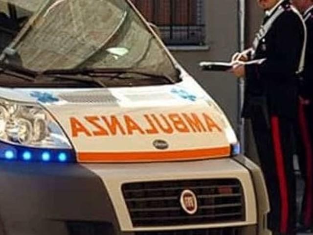 Intossicato dal gas: salvato in extremis dai carabinieri